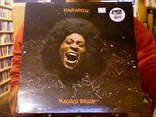 Funkadelic Maggot Brain LP sealed 180 gm vinyl RE reissue 4 Men with Beards