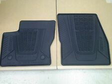 Ford Escape OEM accessory front and rear all weather slush mats