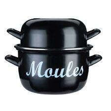 KitchenCraft Mussel Moules Pot Pan Medium Size 18cm