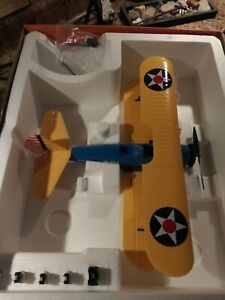 E-Flite UMX PT-17 BNF RC Airplane with AS3X (EFLU3080)
