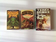 Vintage Fantasy Lot | Orson Scott Card, George R.R. Martin & Terry Brooks. AUS!!