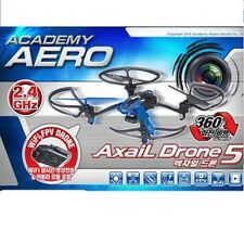 Axail Drone 5 2.4 GHz multi-copter Blue / Drone / multi-copter