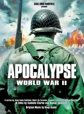 NEW - Apocalypse - The Second World War