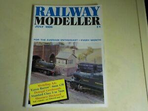 RAILWAY MODELLER JULY 1986