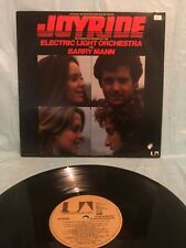 JOYRIDE SOUNDTRACK - VINYL LP_ELECTRIC LIGHT ORCHESTRA and BARRY MANN