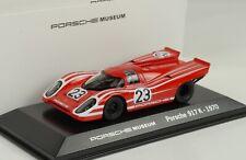 1970 Porsche 917 K 24H Le Mans Winner # 23 red Museum 1:43 MAP Welly