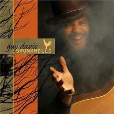 Guy Davis - Skunkmello [New CD]