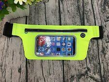 "Sports GYM Running Jogging Waist Band Belt Pouch Case Holder For Under 6"" Phones"