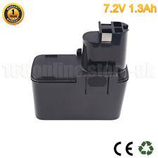 7.2V 1.3Ah Ni-Cd Battery For Bosch 2607335031, 2607335032, GBM 7.2, PSR 7.2VES-2