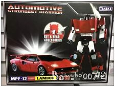 Transformers toy MPF-12 Sideswipe larger mp12 G1 Action figure ko new instock