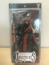 FOUR HORSEMEN Mythic Legions Advent of Decay Brother Mandibulus Figure MOSC