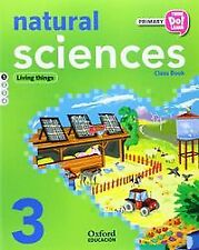 ^^(14).NATURAL SCIENCE 3ºPRIM (MAD/CAT/BAL/EUS) (LIBRO+CD)
