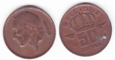 1 piece de 50 centimes Bronze Belgique 1959