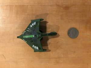 Romulan D'Deridex Warbird Ship Star Trek Micro Machines Fasa Scale Attack Wing