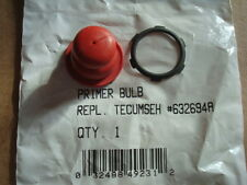 replaces Tecumseh Carburetor Vented Primer Bulb 632694A (49-231)