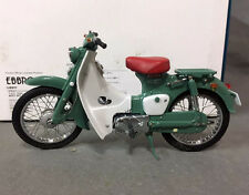EBBRO, 10027, 1/10, DieCast, Bike, Honda, Super CUB C100 motorcycle, Green, Rare