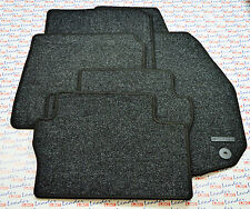 GENUINE Vauxhall ZAFIRA B 6pc CAR FLOOR / CARPET MAT SET / MATS - BLACK - NEW