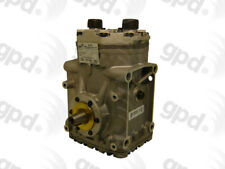 Global Parts 6511427 New Compressor And Clutch 12 Month 12,000 Mile Warranty