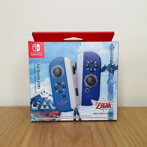 Nintendo Switch Joy-Con L/R The Legend of Zelda: Skyward Sword HD Edition NEW