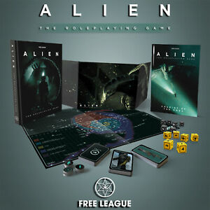 Alien RPG Table Top Role Playing Game *Items Sold Separately* New UK Board Game