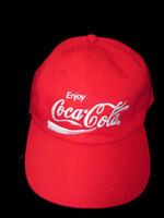 Coca-Cola Red Enjoy Coca-Cola Hat Adjustable Back - BRAND NEW