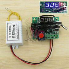 W1209 Blue LED DC 5V Thermostat Temperature Switch Thermometer Controller Sensor