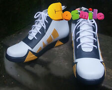 Digital Monster Digimon Adventure YAGAMI TAICHI Shoes Cosplay Custom made Sa