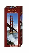 hy29669 - Heye PUZLES - vertical, 1000 piezas - Dorado Puerta Puente
