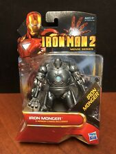 Marvel Iron Man 2 Movie Series Iron Monger Dela1871