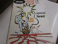 LES CAHIERS DE LA BD ..26...SPECIAL FOREST.
