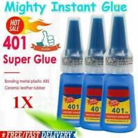 Multi-Purpose Loctite 401 Instant Adhesive 20g Bottle Stronger Super Glue Useful