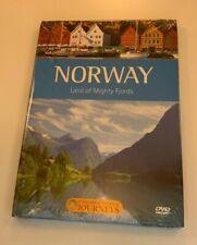 NORWAY Travel DVD Unforgettable Journeys Guide to World Countries Free Shipping