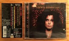 Yngwie Malmsteen - Facing The Animal + 1 Bonus Track (Japan CD w/OBI + Sticker)