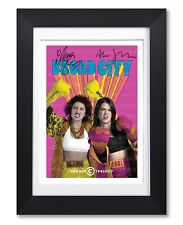BROAD CITY CAST SIGNED POSTER TV SHOW SERIES SEASON PRINT PHOTO AUTOGRAPH GIFT