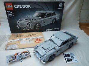 Lego Creator Bausatz - 007 Aston Martin, Nr. 10262