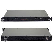 FURMAN PL-PLUS CE distributore-condizionatore di rete a rack impianti audio luce
