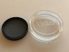 Vivitar 55mm Circular Polarizing Camera Lens Filter Cir-P C-PL Made in Japan