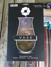 Modgy Myvaz Collapsible / Expandable Flower Vase- Monet Water Lilies