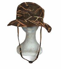 Camourflage Sombrero de vaquero un tamaño Boonie Pesca Caza Deportes Algodón Nuevo