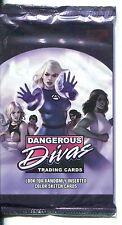 Marvel Dangerous Divas Series 1 Factory Sealed Hobby Packet / Pack