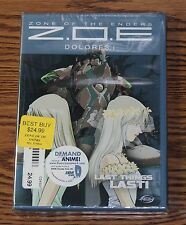 Zone of the Enders: Dolores - Vol. 6: Last Things Last (DVD, 2003) BRAND NEW