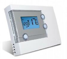 SALUS RT500 PROGRAMMABLE ROOM THERMOSTAT DIGITAL ELECTRONIC HEATING STAT