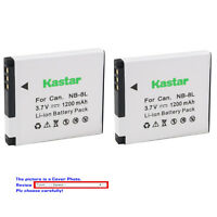 Kastar Replacement Battery for Canon NB-8L CB-2LA & Canon PowerShot A2200 Camera
