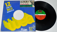 "Philippines INXS New Sensation 12"" EP Record"