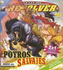 LA LEY DEL REVOLVER MEXICAN COMIC #726 MEXICO SPANISH HISTORIETA 2012 WESTERN