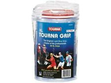 Tourna Grip Dry feel overgrip XL light blue 50 pack