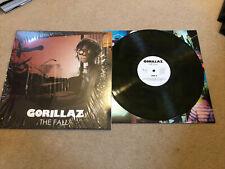"Gorillaz ""The Fall"" Limited Edition Green Vinyl 12"""
