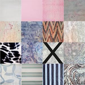 "Tissue Paper 30"" x 20"" florist wrap printed designs paisley zigzag Flowers zebra"