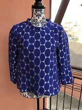NEW! Giacca Marni per H&M taglia 46 Blu per cerimonia
