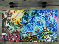 Yu-Gi-Oh custom play mat Dragon Maid husky Okokoro Dsukushi free shipping